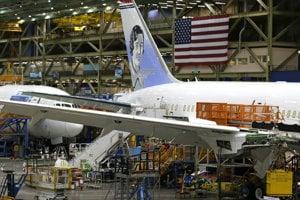 Nórom sa v Iráne pokazil americký Boeing 787.