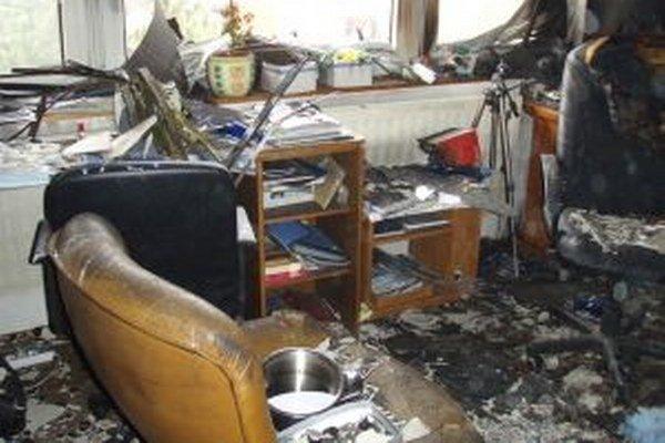 Aj cez sviatky treba byť opatrní, aby sa domov nezmenil za okamih na zhorenisko.