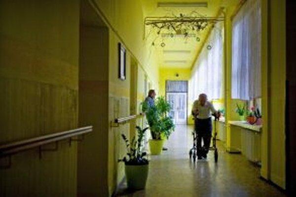 Mimoriadnu pozornosť župa venuje aj zariadeniam sociálnej starostlivosti sídliacich v Liptove.