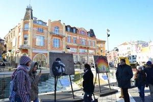 Plovdiv je prvé bulharské mesto, ktoré vyhlásili za Európske hlavné mesto kultúry.