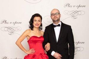 Lenka Surotchak, riaditeľka Nadácia Pontis s partnerom