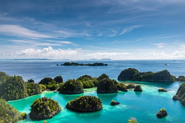 Raja Ampat, Indonézia