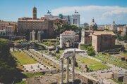 Rím je zaujímavá európska destinácia.
