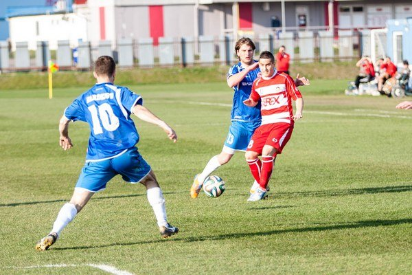 Jediný liptovský zástupca v druhej najvyššej slovenskej futbalovej súťaži privítal na domácom štadióne Bardejov.