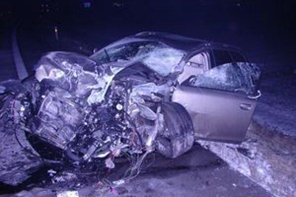 Vodič vyviazol s ľahkým zranením.