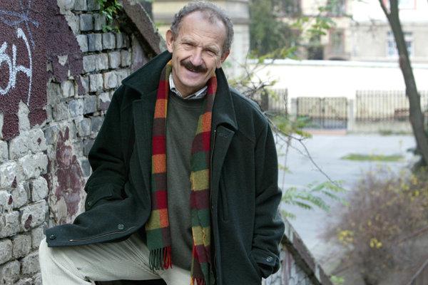 spisovateľ Dušan Dušek