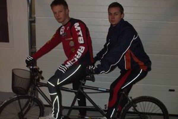 Peter Sádecký (vľavo) a Ján Luhový.