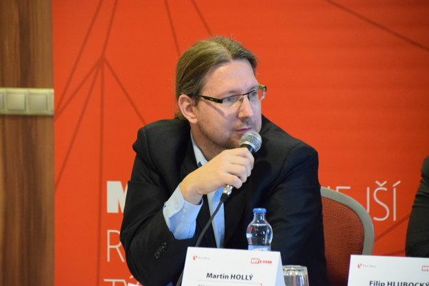Martin Hollý, špecialista na vzdelávanie, koordinátor duálneho vzdelávania, KIA Motors Slovakia