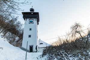 Obnovená klopačka v Hodruši - Hámroch.