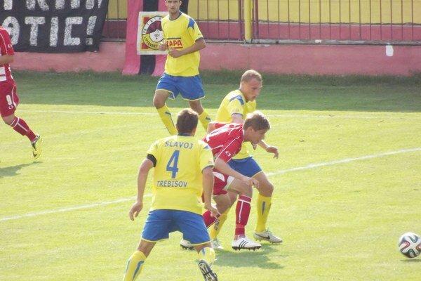 Tomáš Staš v drese MFK Tatran