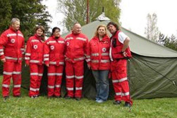 Členov Liptovskej humanitárnej jednotky krízové štáby od roku 2002 nevolali na zásah.
