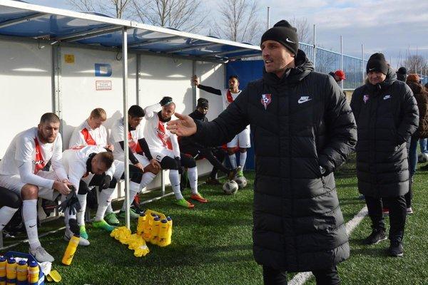 Zverenci trénerského dua Stromšík - Lérant dnes hrali v Maďarsku.