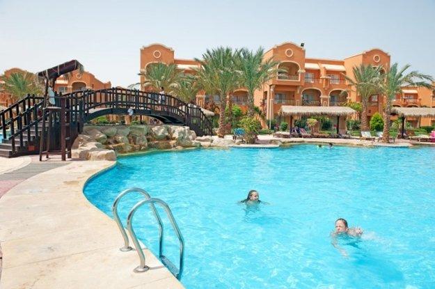 Hotel Cooee Caribbean World Soma Bay 5*, Soma Bay.