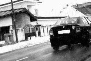 Vodič tohto auta prekročil rýchlosť v obci o 55 km/hod.