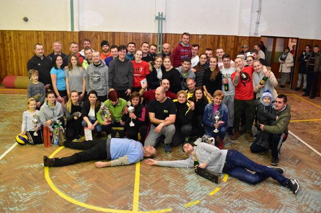 Spoločné foto účastníkov 18. ročníka.