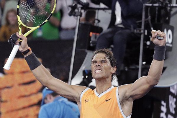 Nadal je vo finále Australian Open 2019.