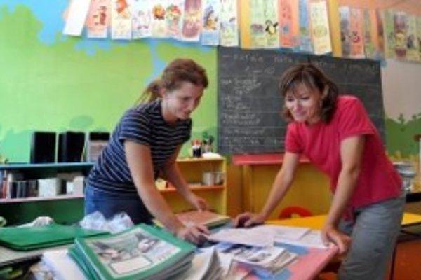 Pri výučbe musia učitelia často aj improvizovať.