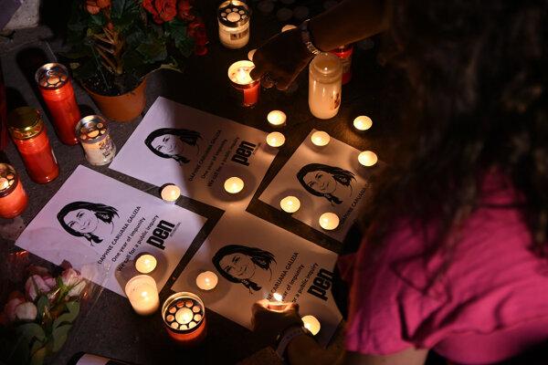 Vrahov maltskej novinárky našli, objednávateľa ešte len budú súdiť.