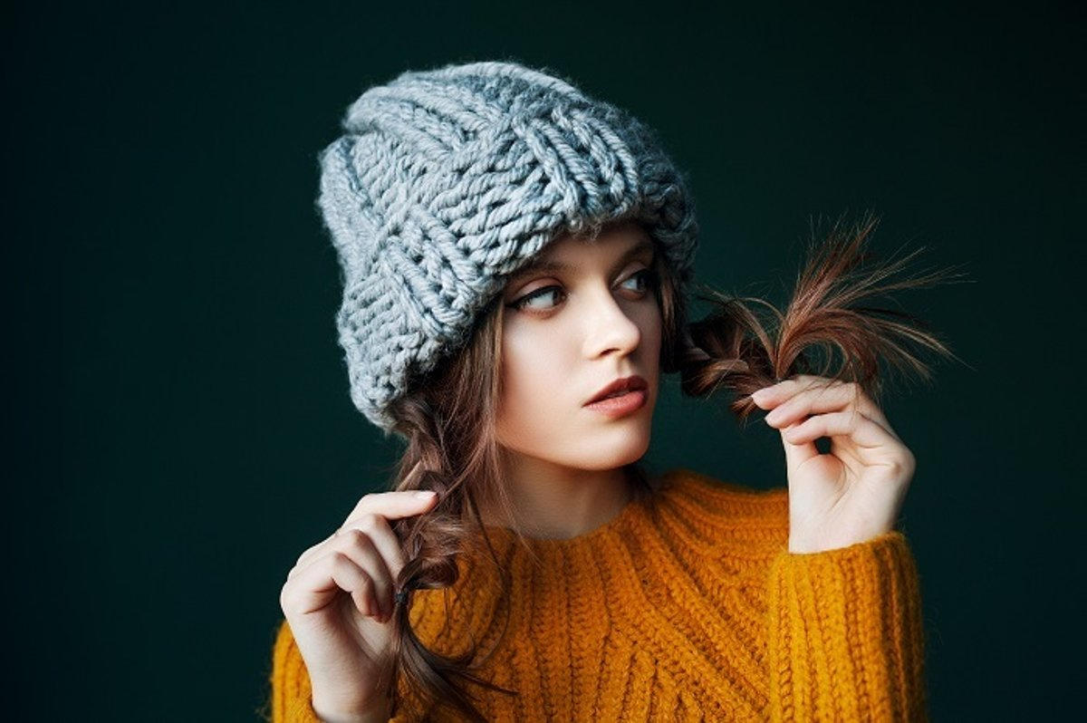 Končeky vlasov sú na zlé zaobchádzanie obzvlášť citlivé 48331c0167c