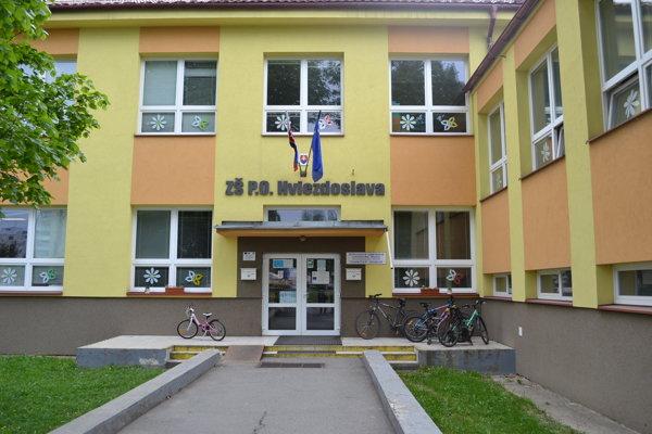 Vyšetrovanie sprenevery v ZŠ P. O. Hviezdoslava ešte nie je ukončené.