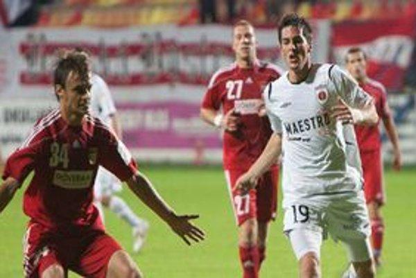 Ružomberskí futbalisti výkonom potešili fanúšikov.