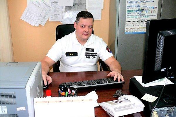 Martin Polka, dopravný inžinier ODI Martin