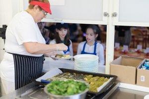 Počet kuchárok od septembra nebude stačiť.