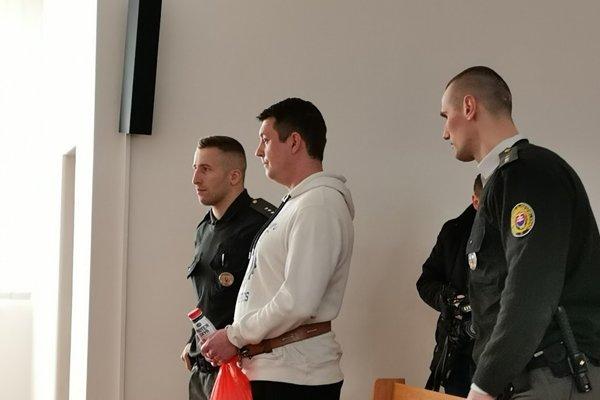 Krompašan sa už po tretíkrát postavil pred sudcu.