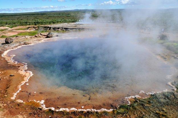 Geysir - najslávnejší gejzír sveta