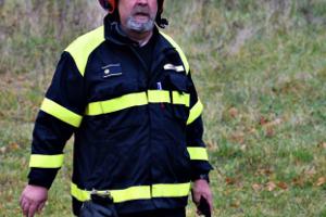 Ján Švajčiak je zanieteným hasičom roky.