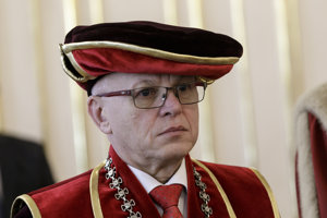 Kandidát na rektora Ekonomickej univerzity v Bratislave Ferdinand Daňo.