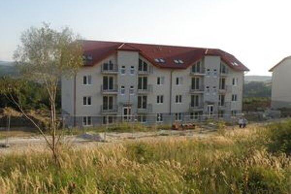 Nájomníkov nových bytov budú žrebovať v novembri.