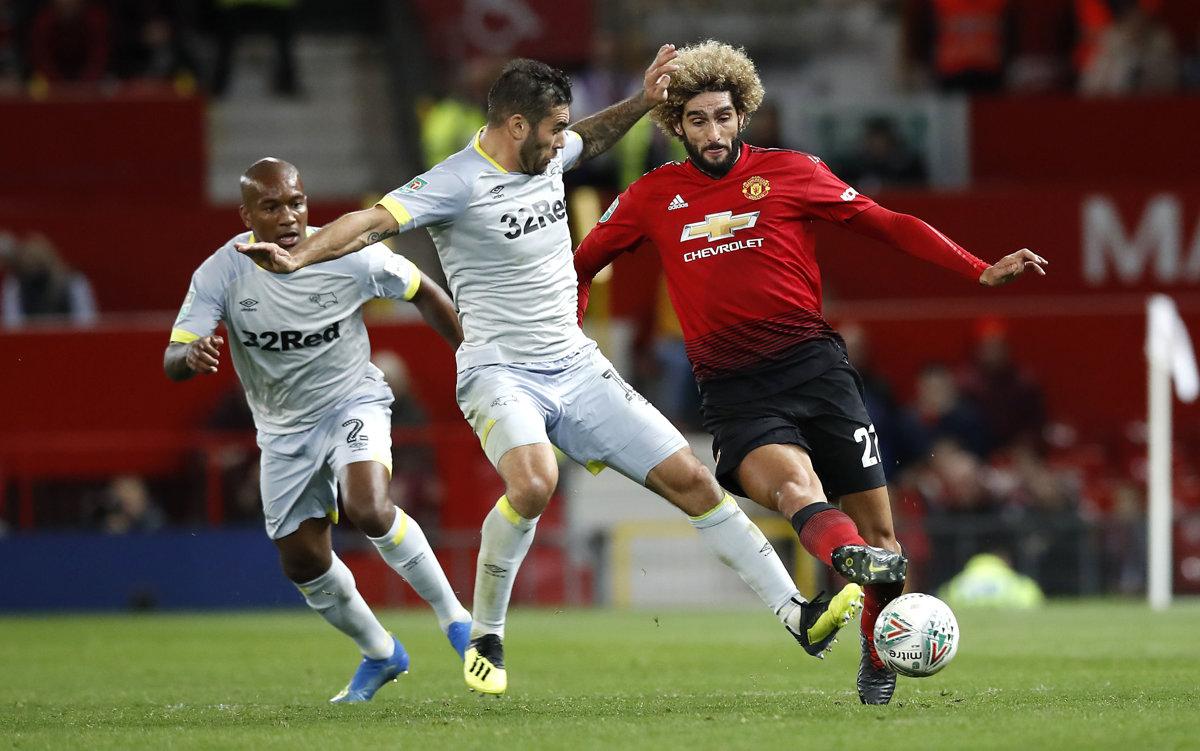 08b5a38802 Fellaini opúšťa Manchester United a mieri do Číny - Šport SME