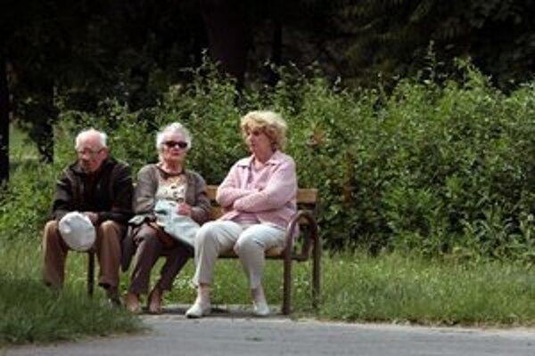 Pokoj domova dôchodcov v Závažnej Porube narušil zlodej.