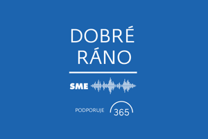 Podcast Dobré Ráno - denný spravodajský podcast denníka SME.