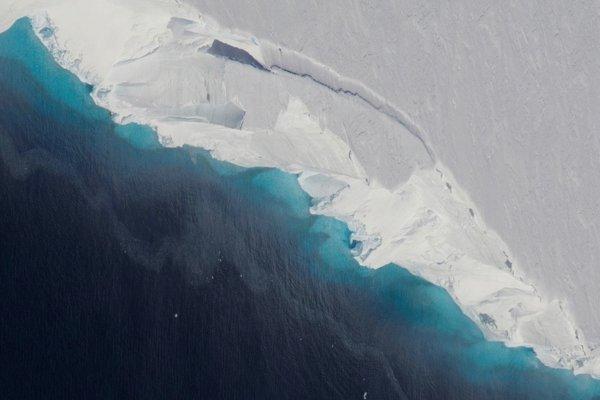 Thwaites je jeden z najväčších ľadovcov na svete. Nachádza sa na západe Antarktídy.