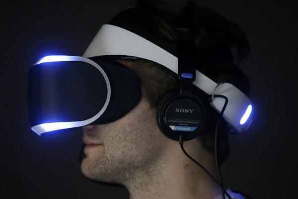 Virtuálna realita PlayStation VR od Sony predstavuje najlepší spôsob, ako si technológiu vyskúšať.