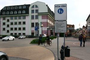 V centre mesta je ružomberská mládež pod drobnohľadom mestskej polície.