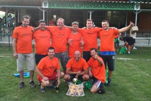 Víťazom 6. ročníka najväčšieho amatérskeho futbalového turnaja v Liptove Drezina cup 2012 sa stal tím Vrbica z Liptovského Mikuláša.