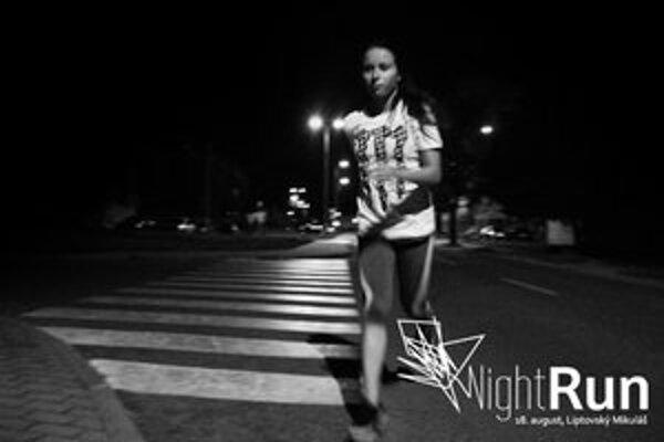 Night Run alebo nočný beh odštartuje na Liptovsko-mikulášskom Námestí osloboditeľov.