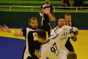 Alexander Ivanov (vľavo v čiernom) sa vracia do Košíc.