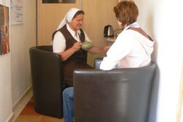 Centrum funguje na Belopotockého ulici v priestoroch Katolíckeho domu v Liptovskom Mikuláši.