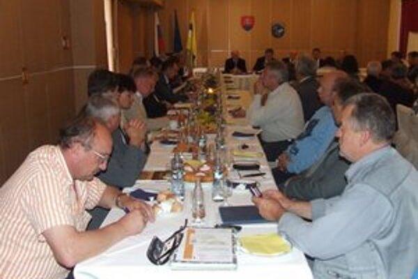 Liptovskí starostovia rokovali v Závažnej Porube.