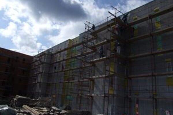 K zlepšeniu bytovej situácie v Ružomberku by mala prispieť výstavba 350 nových bytov.