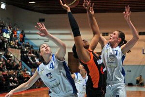 Ružomberské basketbalistky boli dvakrát víťazom Európskej ligy.