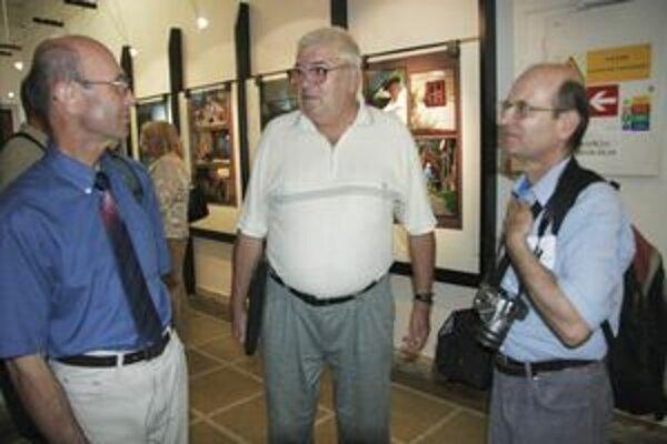 Výstava v Ružomberku potrvá do 30. augusta.