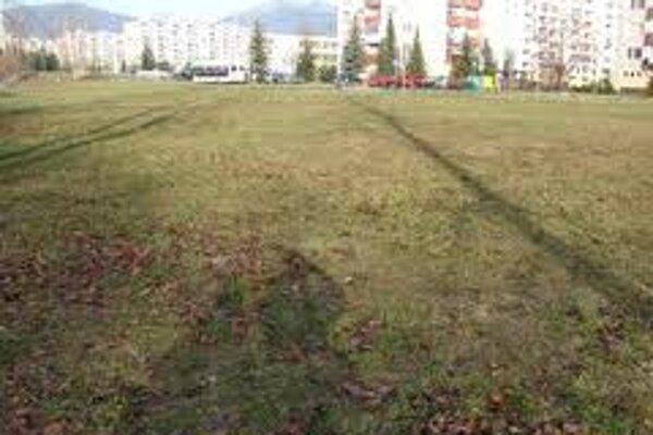 Na sídlisku Podbreziny bude zelená oáza. Počas Dňa dobrovoľníctva na priestranstvo vysadili stromy a kroviny.