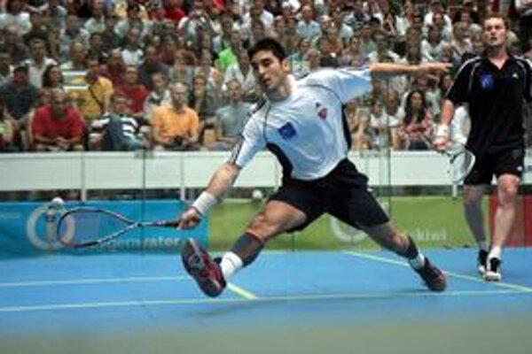 Okrem komplexu predajní bude v Auparku aj ponuka na spoločenské či športové vyžitie sa. Nebude chýbať možnosť zahrať si squash.