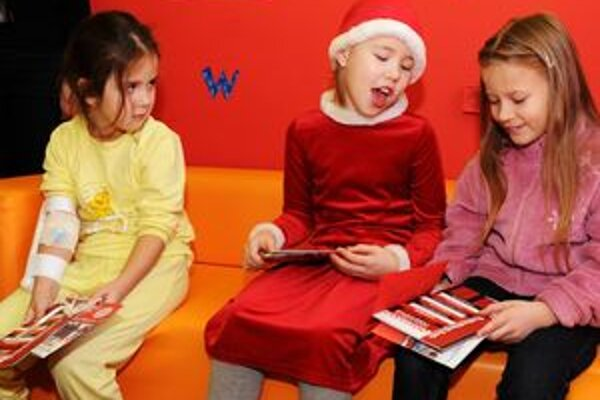 Pacienti, ktorým to dovolí zdravotný stav, strávia Vianoce doma.