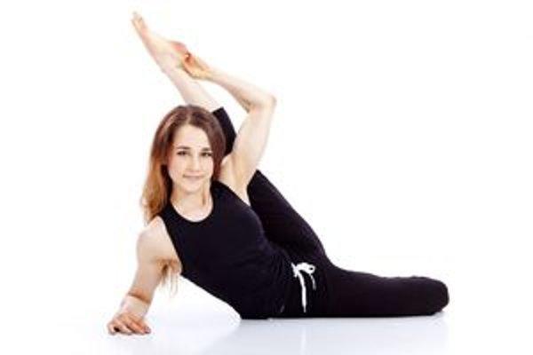 Dominika pochopila, že fitnessu musí podriadiť celý svoj životný štýl.